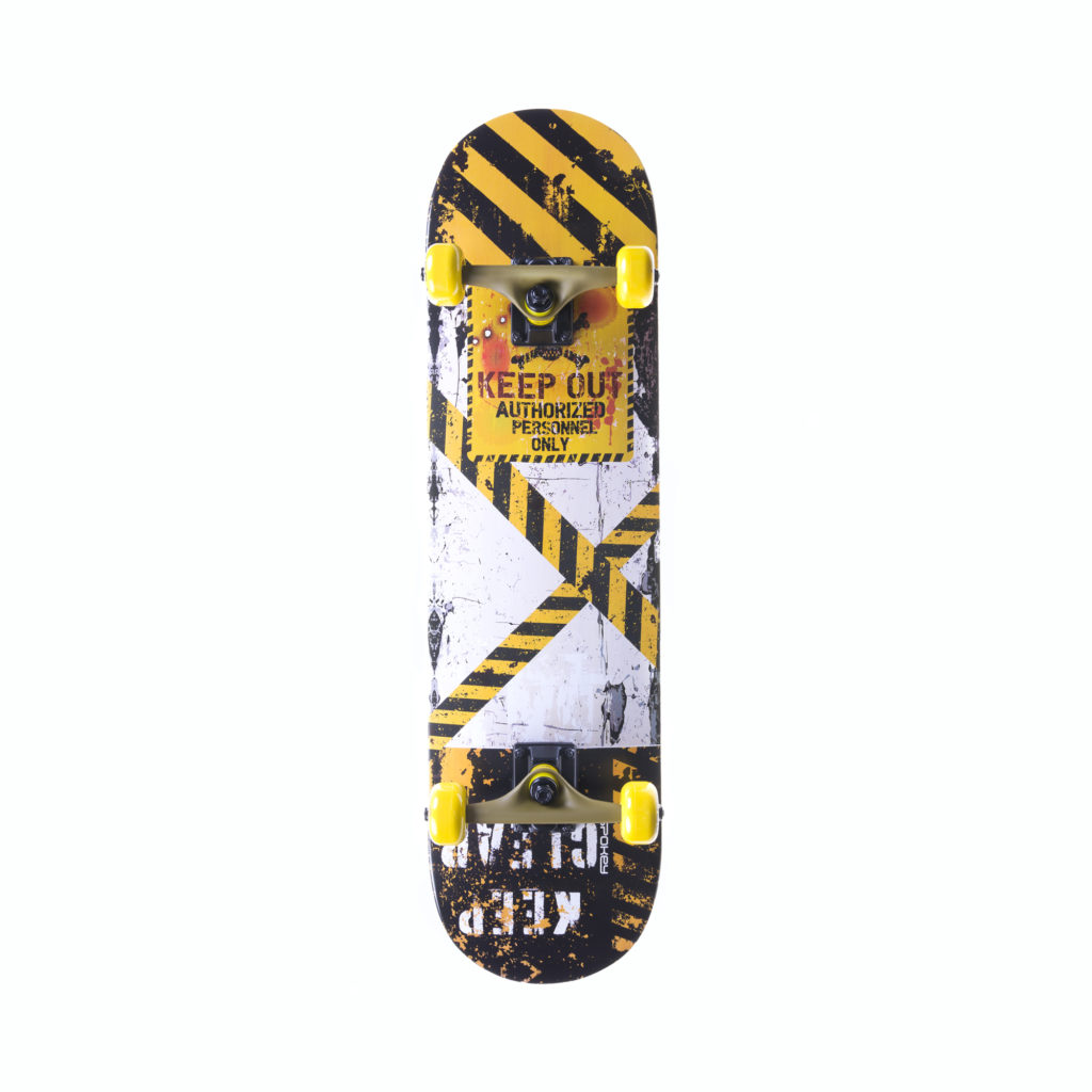 keepout skateboard