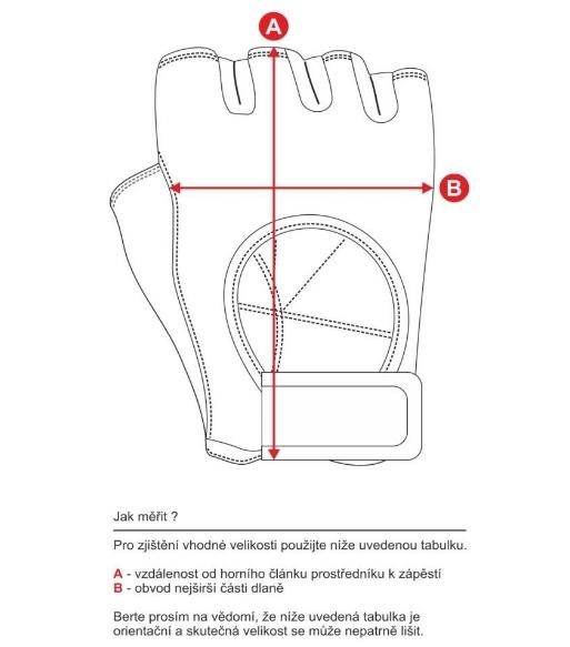 rukavice nová