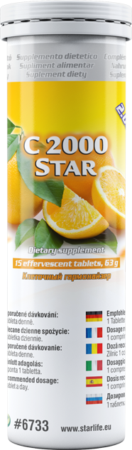 Starlife vitamin C