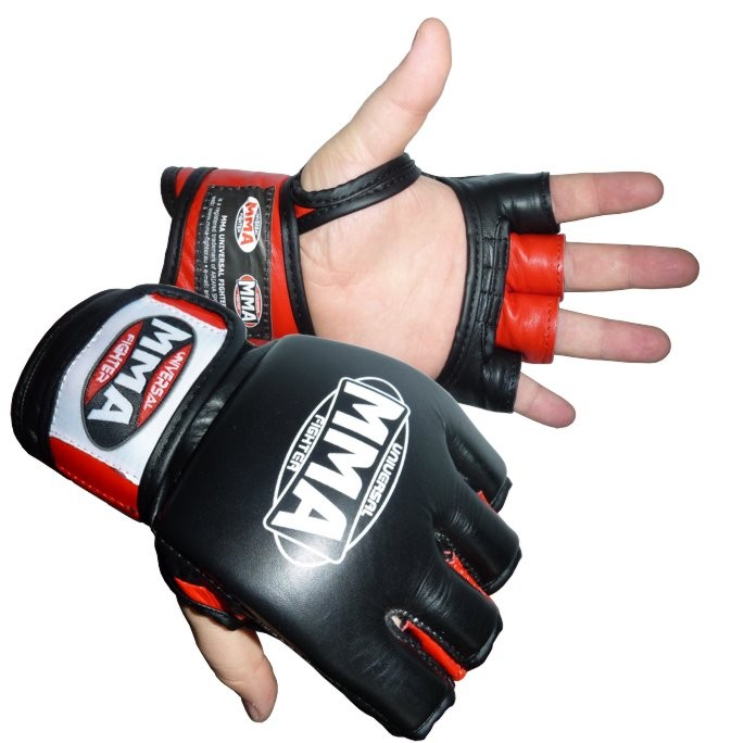MMA GLOVES KATAME RED