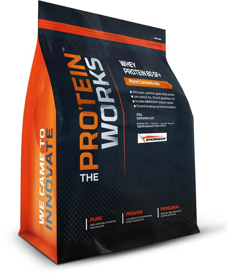 Whey Protein 80 SF+ 500 g TPW