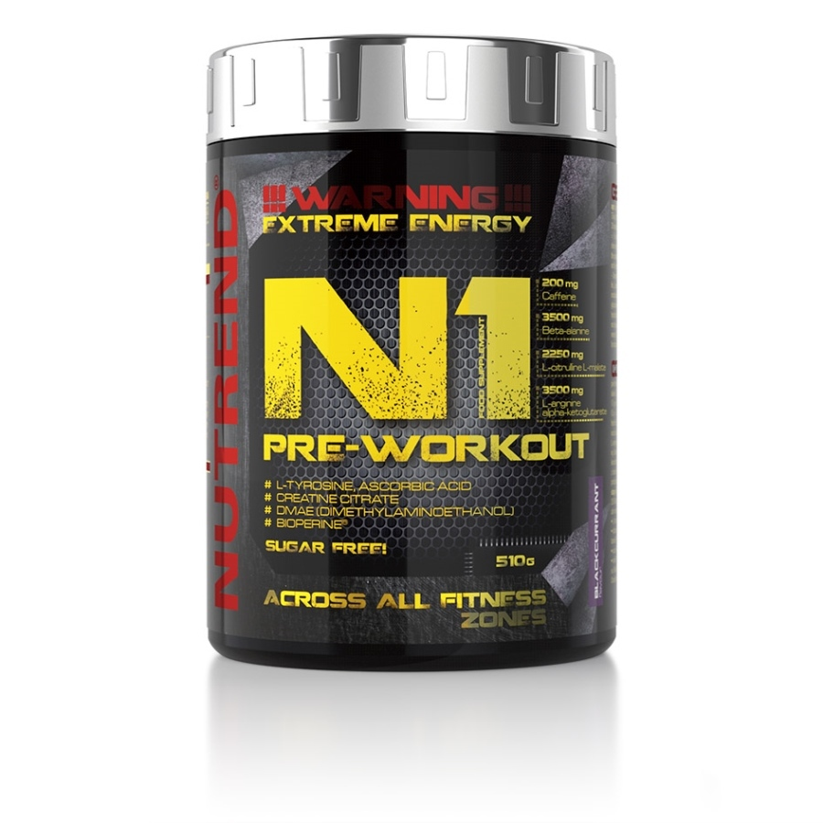 N1 PRE-WORKOUT 510 g Nutrend