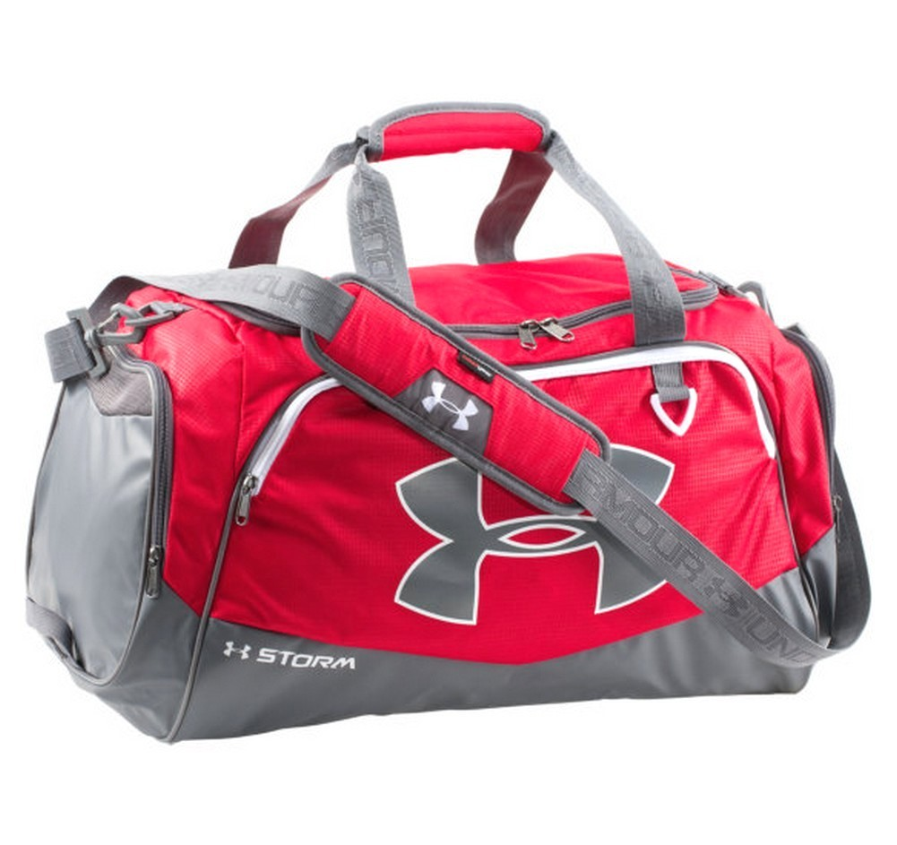 TAŠKA UA STORM UNDENIABLE II MD DUFFLE RED