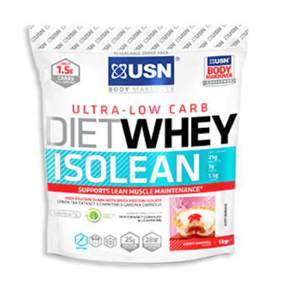 Diet Whey Isolean 454 g USN