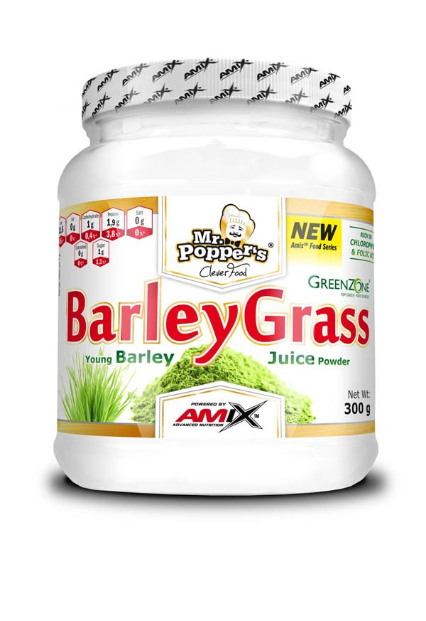 Amix Mr. Poppers® BarleyGrass 300 g
