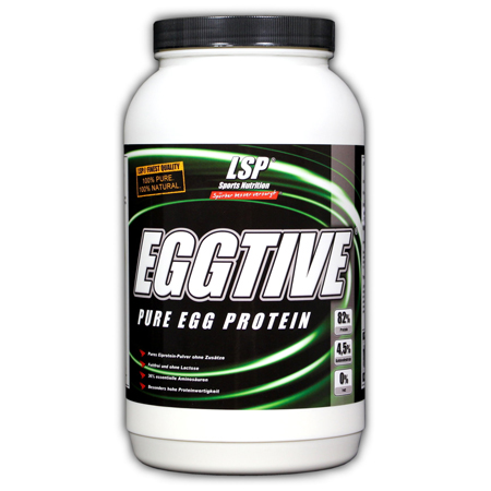 Eggtive Protein 4000 g LSP Nutrition