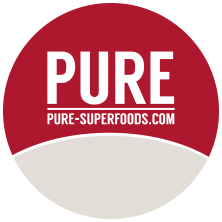 logo pure superfoods